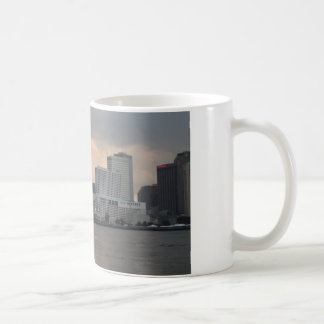Sepia-Himmel in NOLA Kaffeetasse