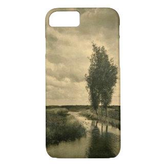 SEPIA-LANDSCHAFTiPhone 7 Fall iPhone 8/7 Hülle