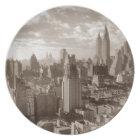Sepia New York City Teller