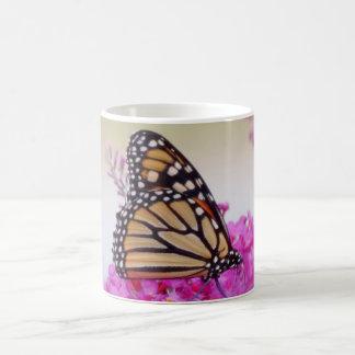 September-Monarchfalter Kaffeetasse