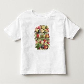 September, von 'zwölf Monaten Früchten T-shirt