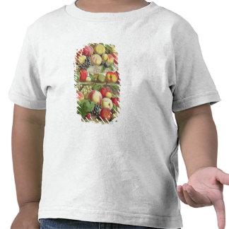 September, von 'zwölf Monaten Früchten Tshirt
