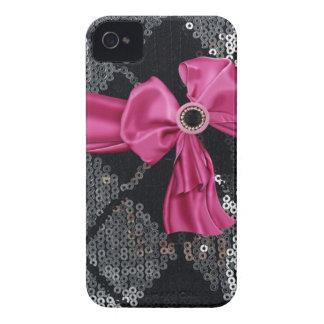 Sequins, Bögen u. Kasten der Kristall-IPhone4 iPhone 4 Cover