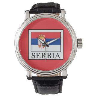 Serbien Armbanduhr