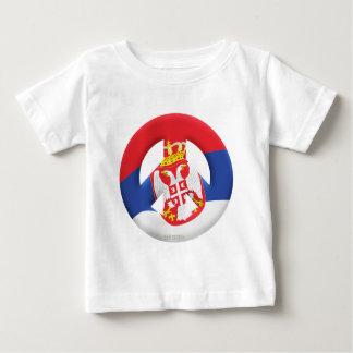Serbien Baby T-shirt