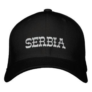 Serbien Bestickte Mützen