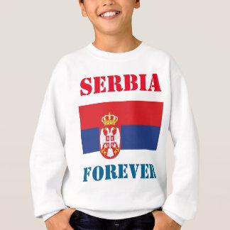 Serbien Sweatshirt