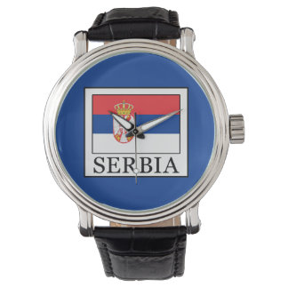 Serbien Uhr