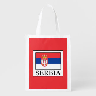 Serbien Wiederverwendbare Einkaufstasche
