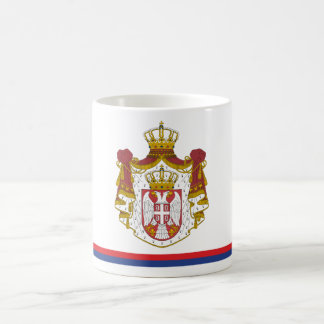 Serbische Mantelarme Kaffeetasse