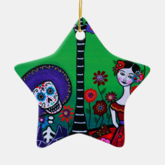 Serenata besonderes Para Axl Keramik Ornament