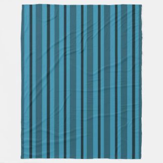 Serene-Sea-Stripe's_Blue-Fleece-S-M-L Fleecedecke