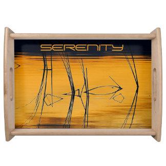 Serenity-Serviertablett Tablett