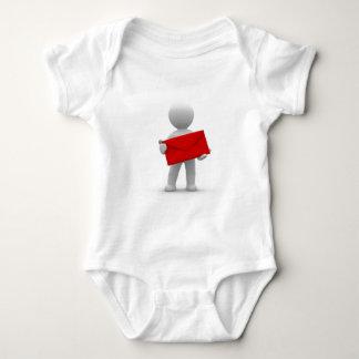 Serie E-Mail Baby Strampler