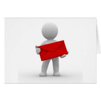 Serie E-Mail Karte