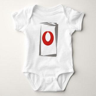 Serie Olho Baby Strampler