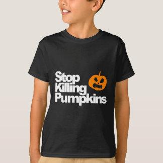 Serienkürbis-Mörder - Halloween T-Shirt