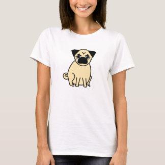 Serious Pug t-shirt