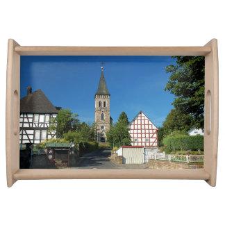 Serviertablett Wilnsdorf im Siegerland
