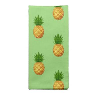 Servietten-Set-Tropische Ananas Serviette