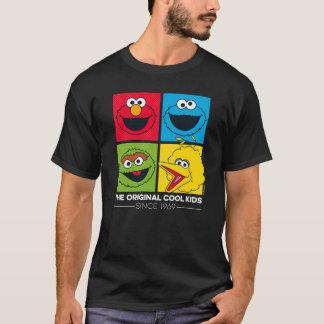 Sesam-Straße | die ursprünglichen coolen Kinder T-Shirt