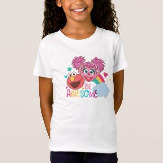 Sesam-Straße   Elmo u. Abby - seien Sie T-Shirt