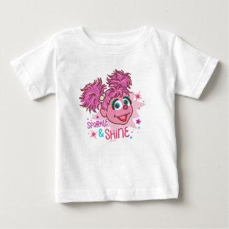 Sesame Street | Abby Cadabby - Schein u. Glanz Baby T-shirt