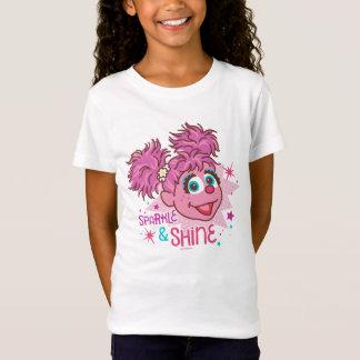 Sesame Street   Abby Cadabby - Schein u. Glanz T-Shirt