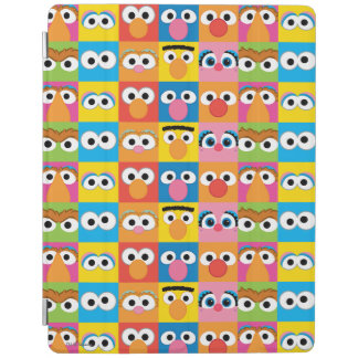 Sesame Street-Charakter-Augendiagramm iPad Smart Cover