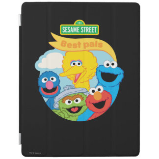 Sesame Street-Charakter-Kunst iPad Hülle