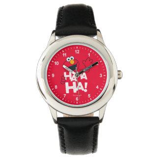 Sesame Street | Elmo - ha ha ha! Uhr