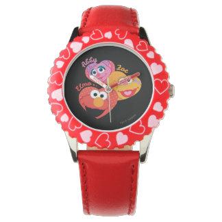 Sesame Street-Freunde Armbanduhr