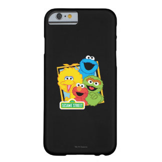 Sesame Street-Kumpel Barely There iPhone 6 Hülle