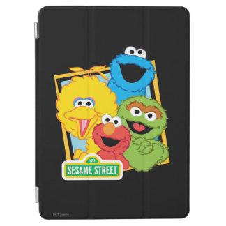Sesame Street-Kumpel iPad Air Hülle