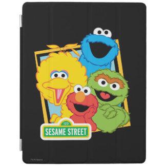 Sesame Street-Kumpel iPad Hülle
