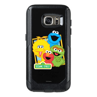 Sesame Street-Kumpel OtterBox Samsung Galaxy S7 Hülle
