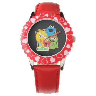 Sesame Street-Kumpel Uhr