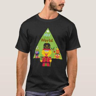 Sesame Street-Nussknacker T-Shirt
