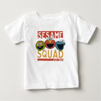 Sesame Street - Sesam-Gruppe Baby T-shirt