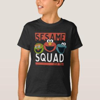 Sesame Street - Sesam-Gruppe T-Shirt