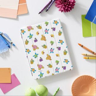 Sesame Street-tropisches Muster iPad Hülle