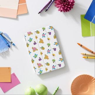 Sesame Street-tropisches Muster iPad Mini Cover