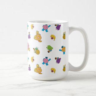 Sesame Street-tropisches Muster Kaffeetasse