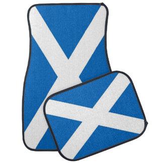Set Automatten mit Flagge von Schottland Automatte