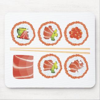 Set Sushi Mousepad