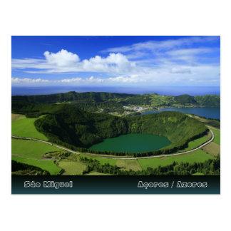Sete Cidades - Azoren Postkarten