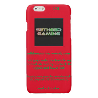 SethberGaming iphone 6' Fall 6s