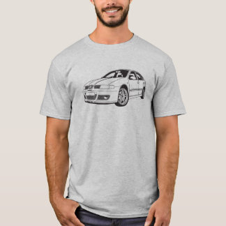 Setzen Sie inspirierten T - Shirt Leons Cupra