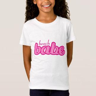 setzen Sie Mädchen-T - Shirt des heißen Rosas des