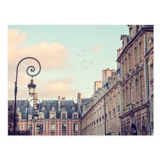 Setzen Sie Postkarte DES Vosges - Paris,